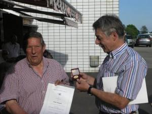 Verleihung Daidalos-Medaille